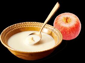 りんごのデザートポタージュ