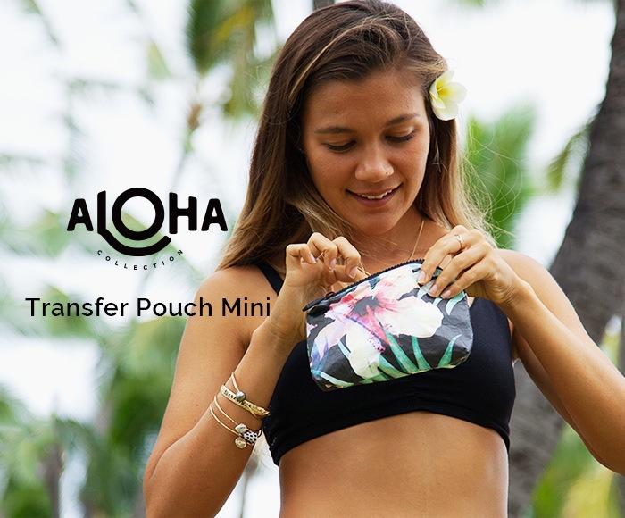 アロハコレクション/【S】Aloha Collection Transfer Pouch S 撥水ポーチ Sサイズ