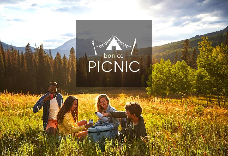 bonicoのピクニック特集