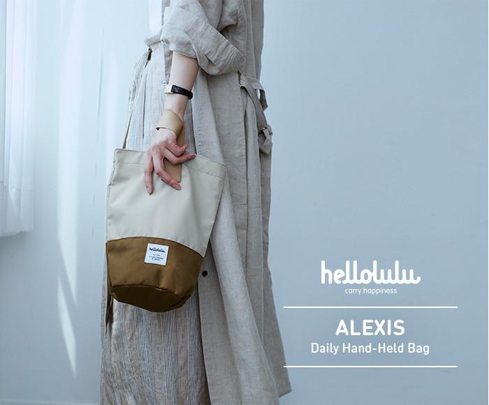 ハロルル/Hellolulu ALEXIS(アレクシス)ハンドヘルドバッグ