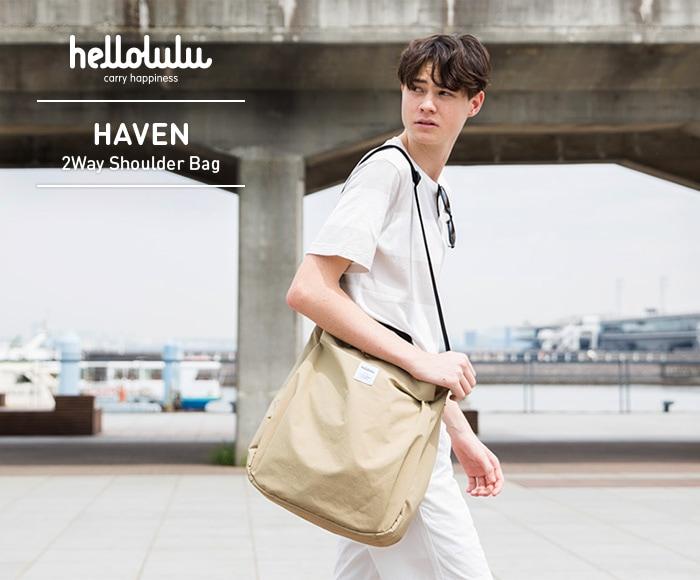 ハロルル/Hellolulu HAVEN(ヘヴン)2WAYショルダーバッグ