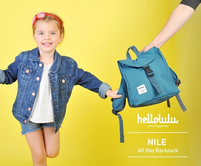 ハロルル/Hellolulu NILE (ナイル)バックパック・リュック for KIDS