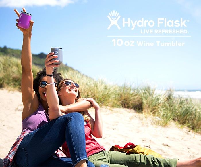ハイドロフラスク/Hydro Flask 10 oz Wine Tumbler ワインタンブラー(295ml)