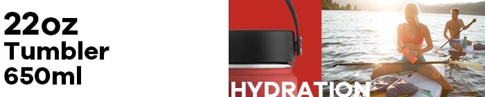 ハイドロフラスク/Hydro Flask 22 oz Tumbler タンブラー(650ml)