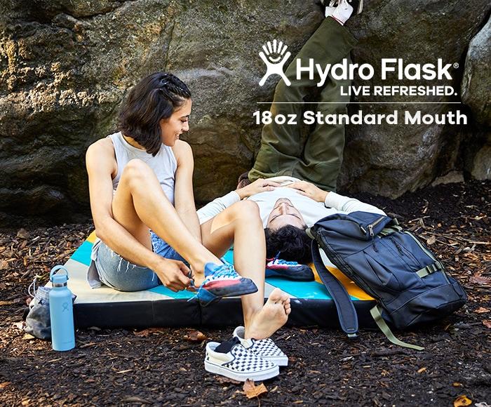 ハイドロフラスク/Hydro Flask Skyline Series 18oz Standard Mouth ステンレスボトル(532ml)