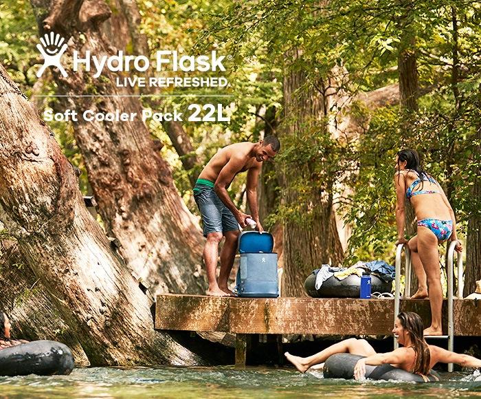 ハイドロフラスク/Hydro Flask 22L Soft Cooler Pack 保冷バックパック
