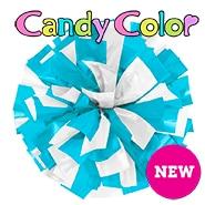 お勧め商品キャンディカラーポンポン画像