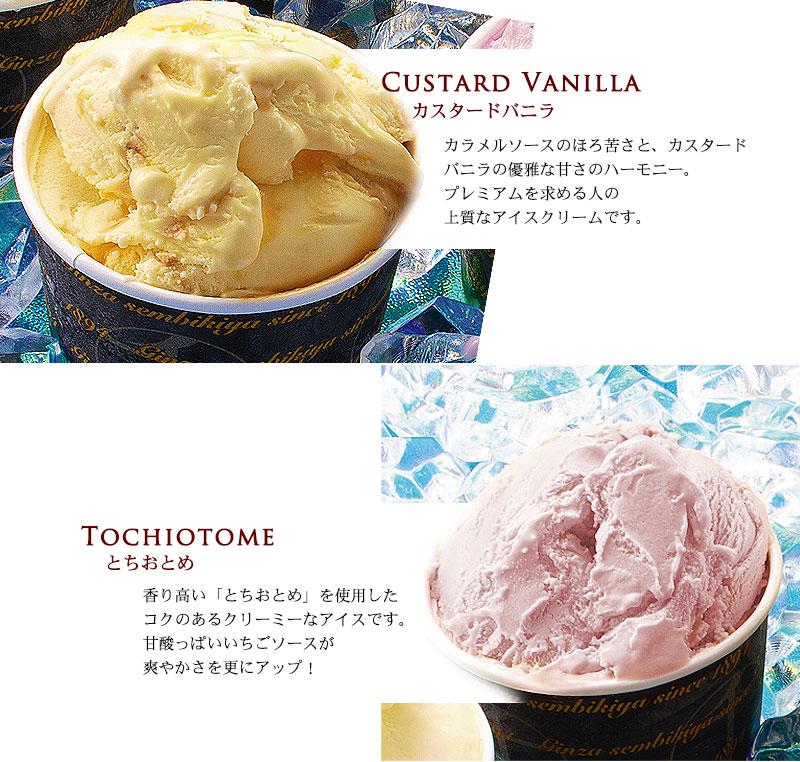 銀座プレミアムアイスクリーム