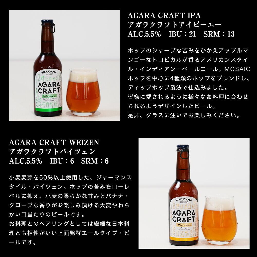 人気のIPAとバイツェンビール