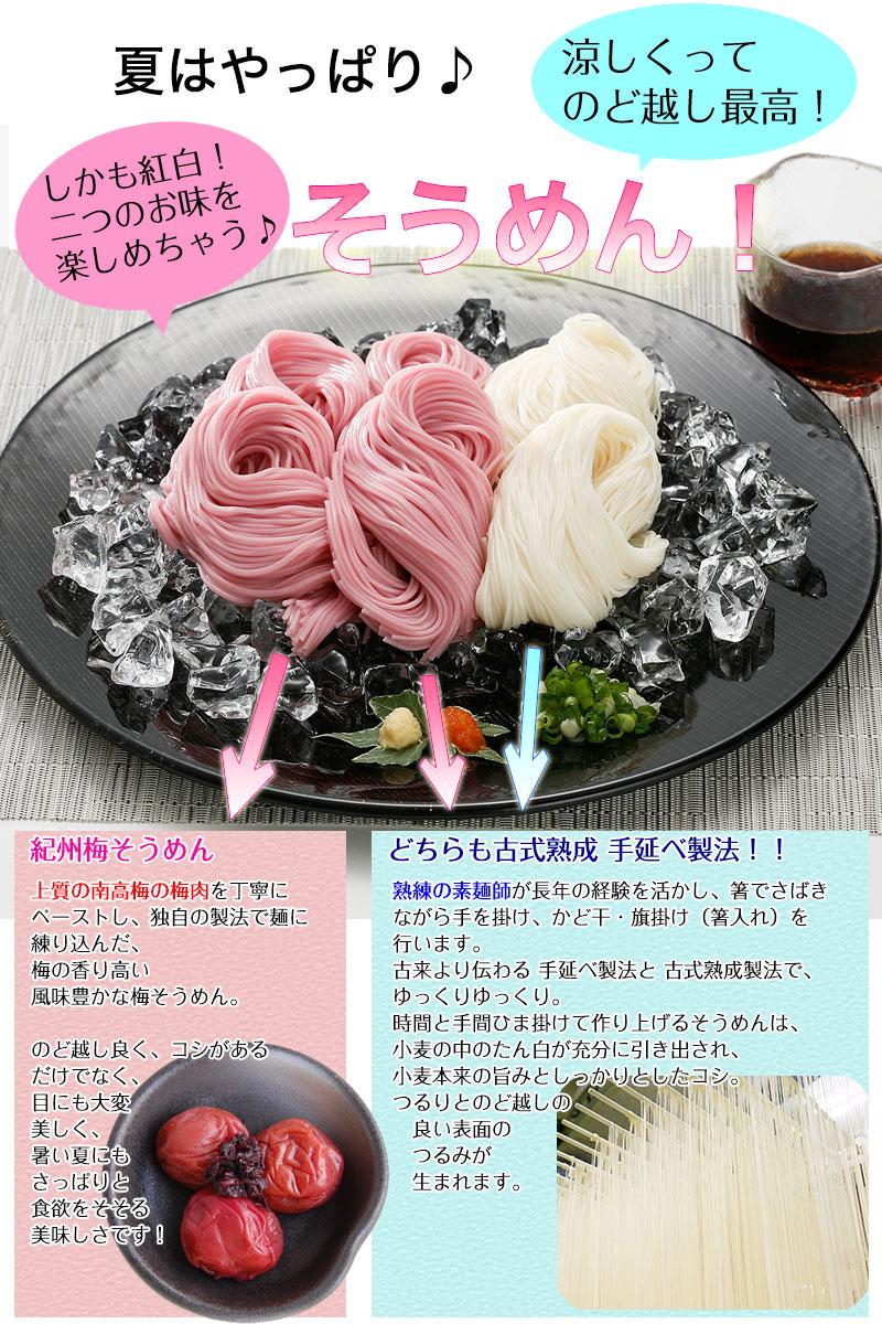 夏はやっぱり素麺(そうめん)
