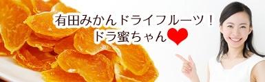 有田みかんドライフルーツ