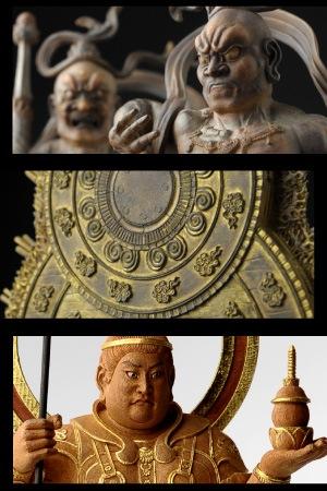 リアル仏像/ツゲの逸品