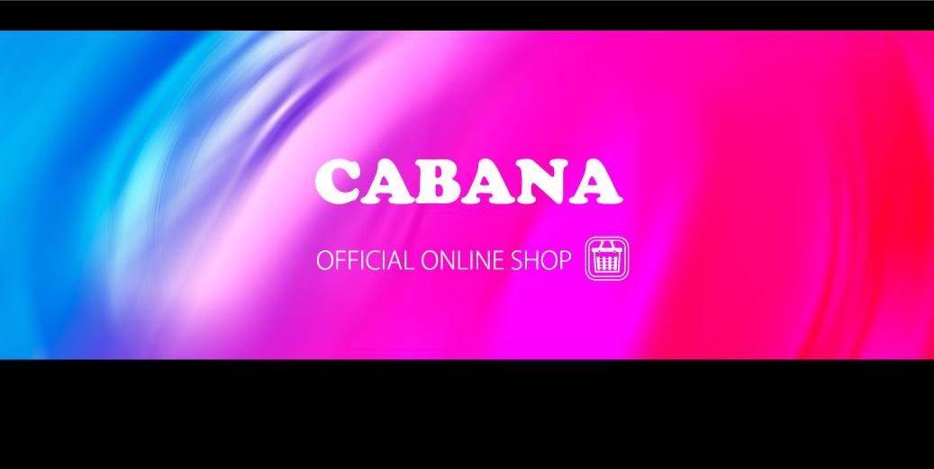 CABANA オフィシャルオンラインショップ