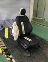 シートカバー装着MINIF56シートエアバッグテスト02