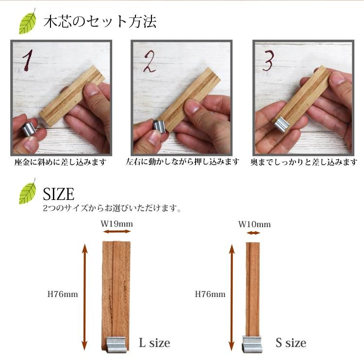 木芯・座金セット3