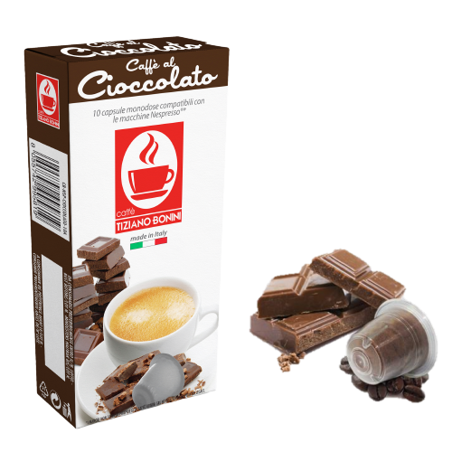 チョコレート(ネスプレッソ対応カプセル)