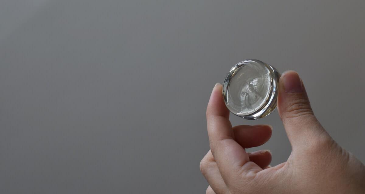 washizuka glass studio 箸置き