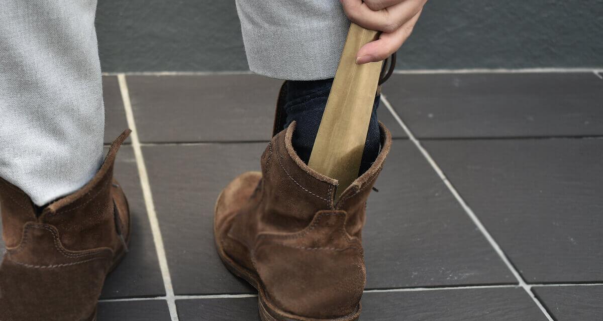真鍮 靴べら