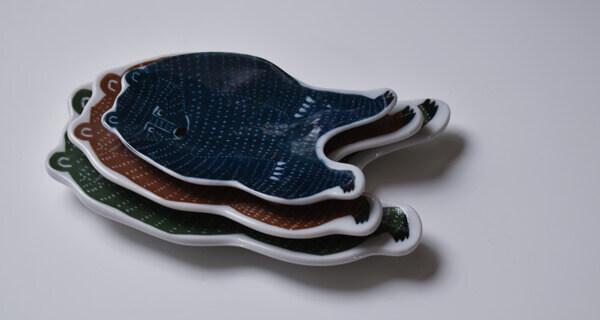 katakata 印判手皿