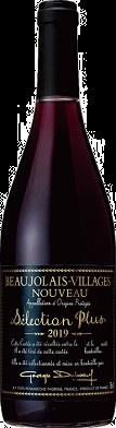 """ボジョレー・ヴィラージュ・ヌーヴォー""""セレクション・プリュス"""" 2019 ジョルジュ・デュブッフ"""