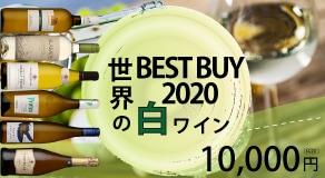 世界の白ワイン ベストバイ 2020 6本セット