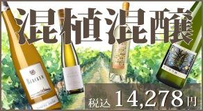 混植混醸ワイン4本セット Vol.2