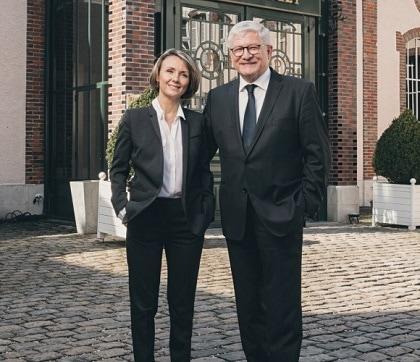 2020年から醸造責任者に就任したアリス・テティエンヌ氏