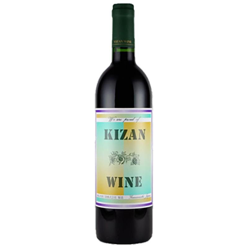 機山洋酒 キザンワイン 赤 2018