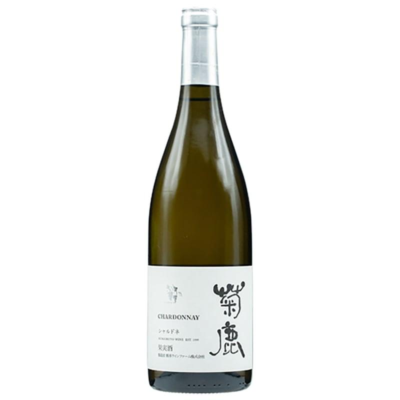 熊本ワイン 菊鹿シャルドネ NV