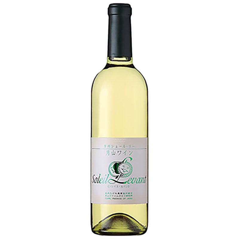 月山ワイン ソレイユ ル ヴァン 甲州シュールリー 2019