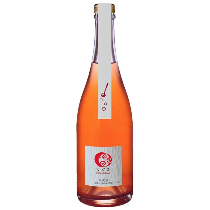丹波ワイン てぐみ ロゼ 2020
