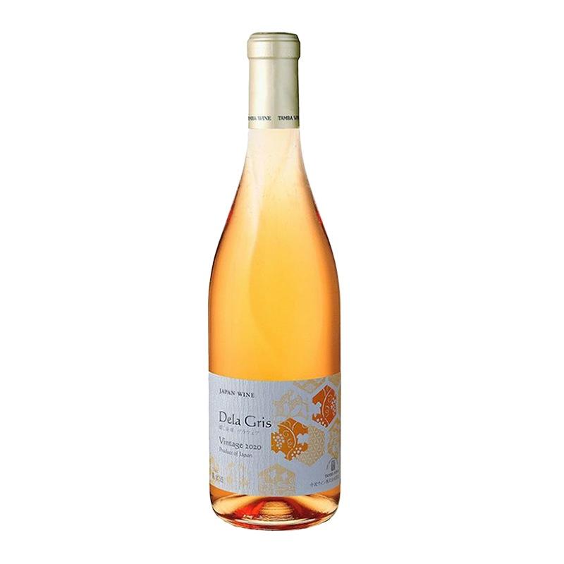 丹波ワイン デラ・グリ 2020