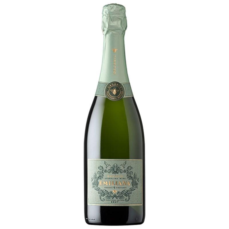 エミリアーナ オーガニック・スパークリング・ワイン ブリュット NV