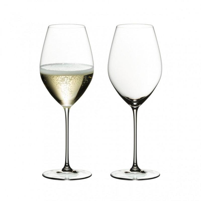 リーデル ヴェリタス シリーズ シャンパーニュワイン グラス