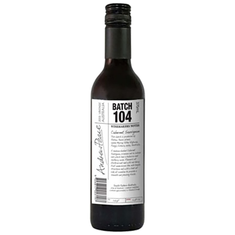 アンドリュー・ピース ワインメーカーズノート カベルネ・ソーヴィニヨン 2020