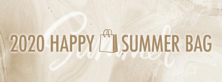 2020 HAPPY SUMMER BAG