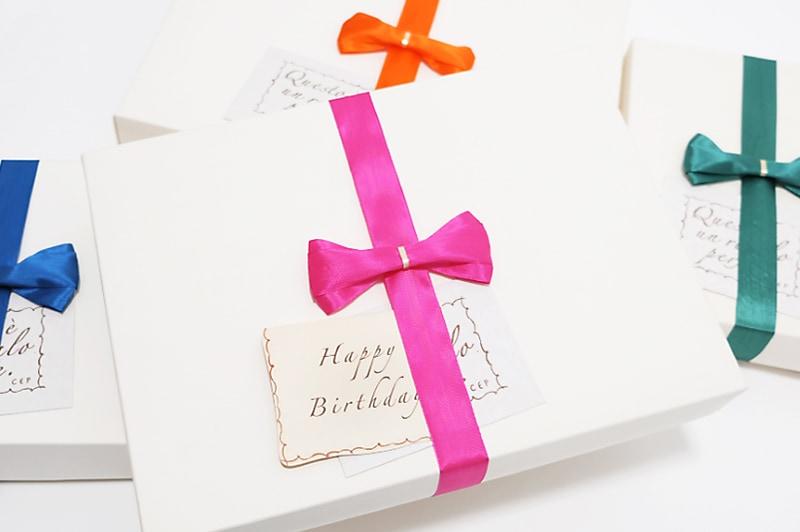 母の日ギフト包装 誕生日ギフトラッピング 無料包装