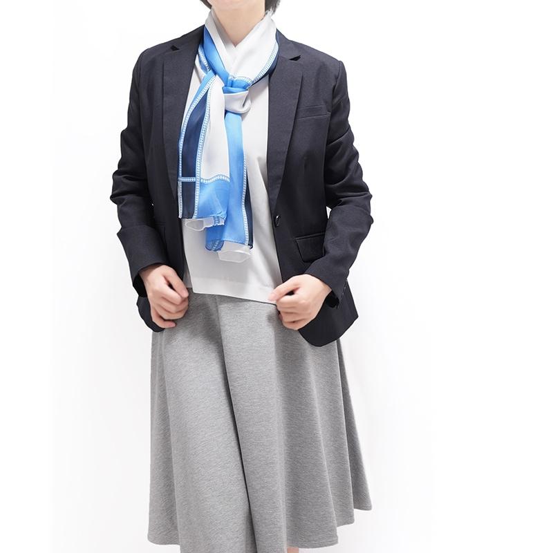 春スカーフ 春ストール ギフトにおすすめ 女性向き8