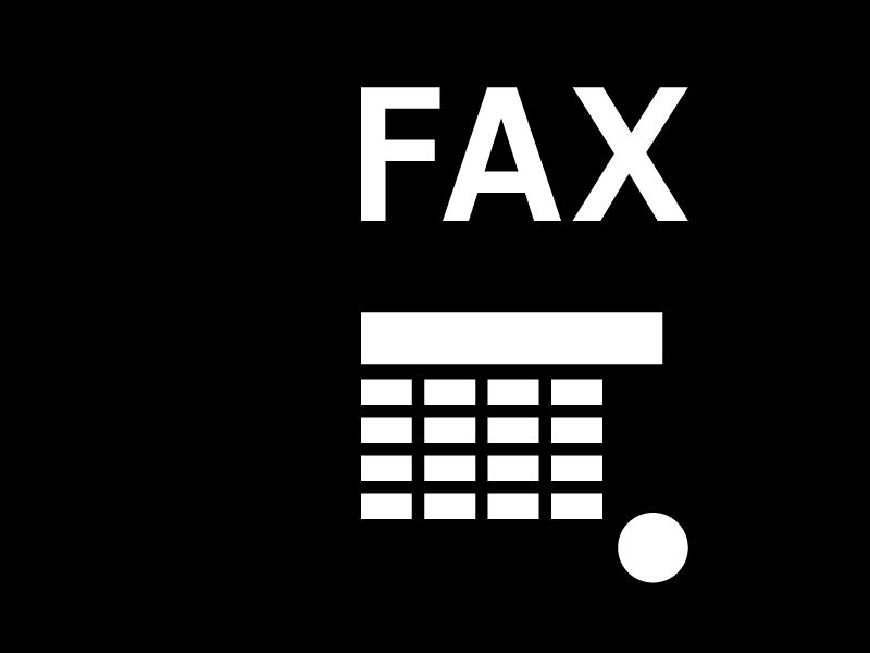 FAXアイコン