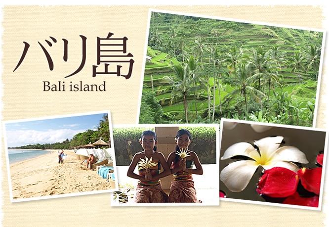 バリ島について