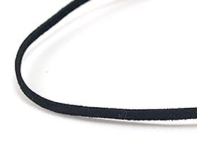 ガムランボール用ネックレス スウェード