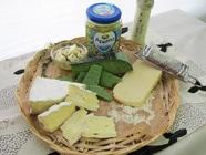 夏の限定爽やかチーズセット
