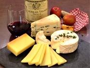 ボジョレーと楽しむチーズのセット