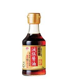 超特選 減塩醤油 170ml 250円
