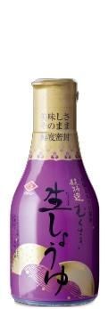 超特選むらさき生しょうゆ210ml/350円