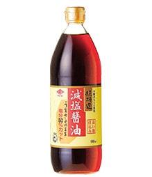 超特選 減塩醤油 900ml 680円