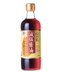 超特選 減塩醤油 500ml 440円