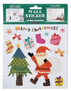 ウォールステッカー (SS) <クリスマストレイン>