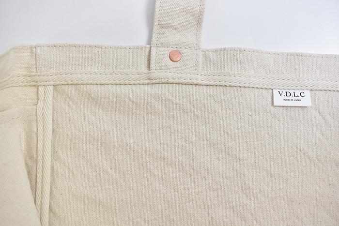 安心の日本製。内側もしっかりした縫製。