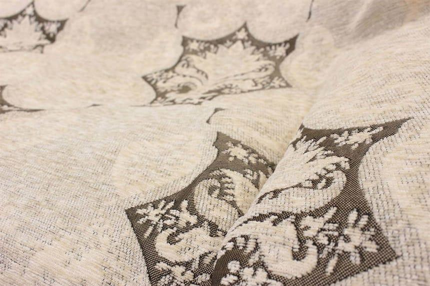 アルヴァ シリーズ マルチカバーの裏面の画像です。一層仕立てです。